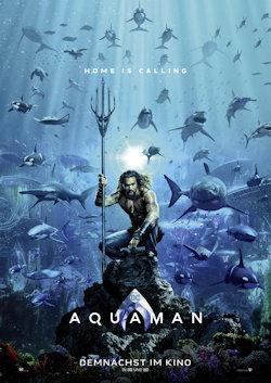 Aquaman - Plakat zum Film