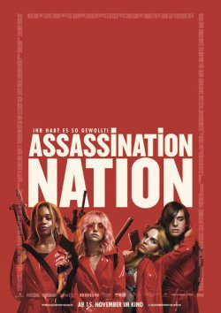 Assassination Nation - Plakat zum Film