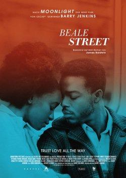 Beale Street - Plakat zum Film