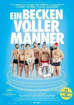 Ein Becken voller Männer - Plakat zum Film