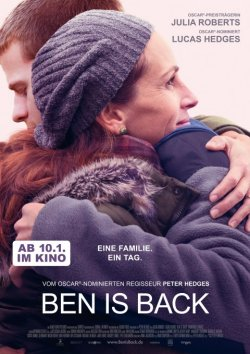 Ben Is Back - Plakat zum Film