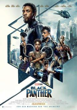 Black Panther - Plakat zum Film