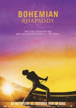 Bohemian Rhapsody - Plakat zum Film