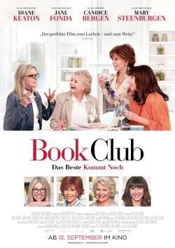 Book Club - Das Beste kommt noch - Plakat zum Film