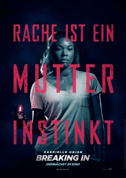 Breaking In - Plakat zum Film