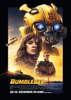 Bumblebee - Plakat zum Film
