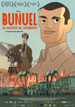 Bunuel - Im Labyrinth der Schildkröten - Plakat zum Film