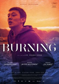 Burning - Plakat zum Film