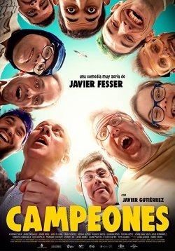Campeones - Plakat zum Film