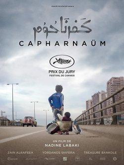 Capernaum - Stadt der Hoffnung - Plakat zum Film