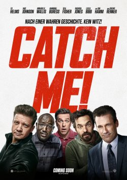 Catch Me! - Plakat zum Film