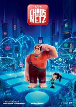 Chaos im Netz - Plakat zum Film