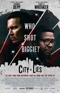 City Of Lies - Plakat zum Film