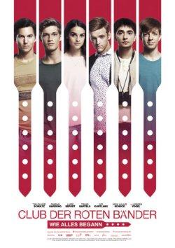 Club der roten Bänder - Wie alles begann - Plakat zum Film