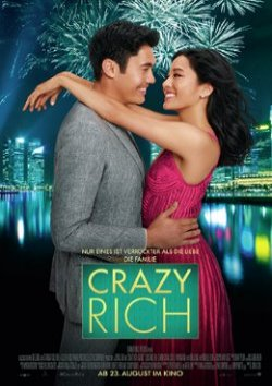 Crazy Rich - Plakat zum Film