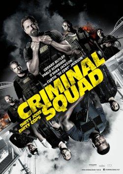 Criminal Squad - Plakat zum Film
