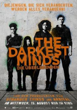 The Darkest Minds - Die Überlebenden - Plakat zum Film