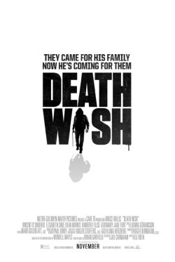 Death Wish - Plakat zum Film