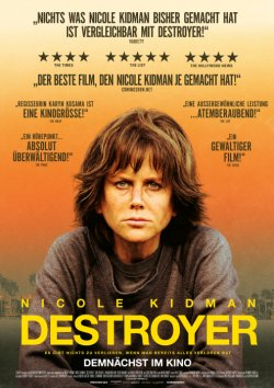 Destroyer - Plakat zum Film