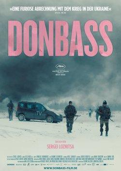 Donbass - Plakat zum Film
