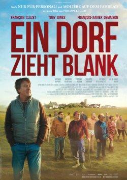Ein Dorf zieht blank - Plakat zum Film