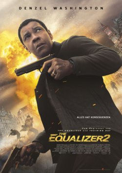 The Equalizer 2 - Plakat zum Film