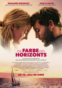 Die Farbe des Horizonts - Plakat zum Film