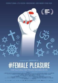 #FemalePleasure - Plakat zum Film