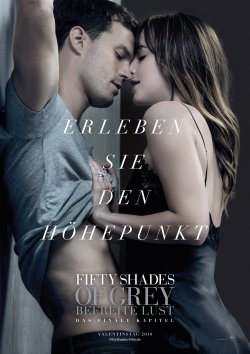 Fifty Shades Of Grey - Befreite Lust - Plakat zum Film