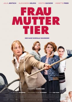 Frau Mutter Tier - Plakat zum Film