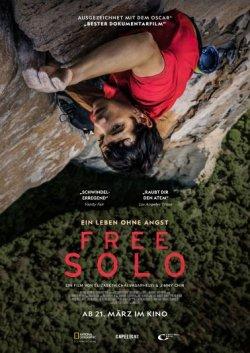 Free Solo - Plakat zum Film