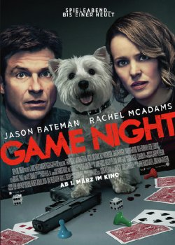 Game Night - Plakat zum Film