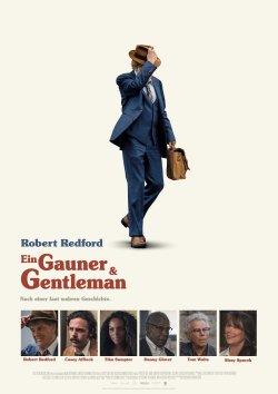 Ein Gauner und Gentleman - Plakat zum Film