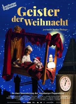 Geister der Weihnacht - Plakat zum Film