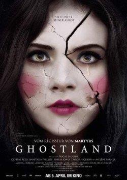 Ghostland - Plakat zum Film