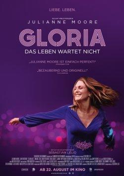 Gloria - Das Leben wartet nicht - Plakat zum Film