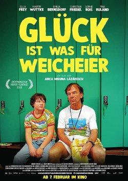 Glück ist was für Weicheier - Plakat zum Film
