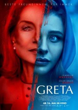 Greta - Plakat zum Film
