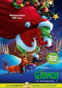 Der Grinch - Plakat zum Film
