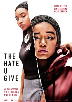 The Hate U Give - Plakat zum Film