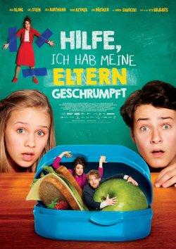 Hilfe, ich hab meine Eltern geschrumpft - Plakat zum Film