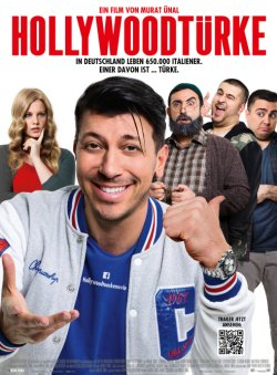 Hollywoodtürke - Plakat zum Film