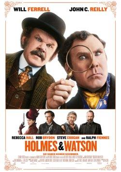 Holmes und Watson - Plakat zum Film