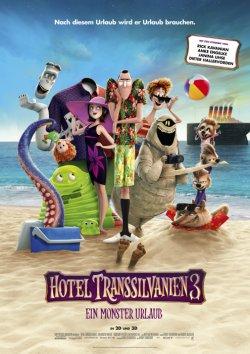 Hotel Transsilvanien 3 - Ein Monster Urlaub - Plakat zum Film