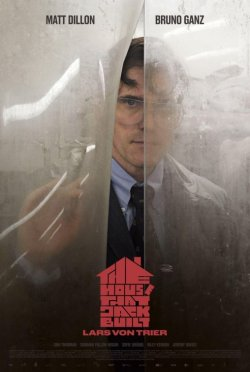The House That Jack Built - Plakat zum Film