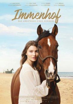 Immenhof - Das Abenteuer eines Sommers - Plakat zum Film