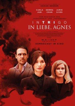 Intrigo - In Liebe, Agnes - Plakat zum Film