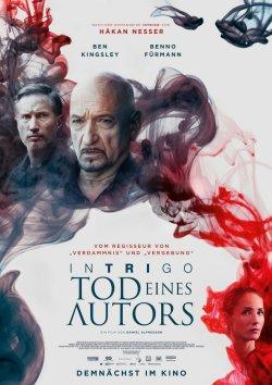 Intrigo - Tod eines Autors - Plakat zum Film
