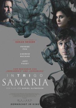 Intrigo - Samaria - Plakat zum Film