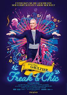 Jean Paul Gaultier: Freak And Chic - Plakat zum Film